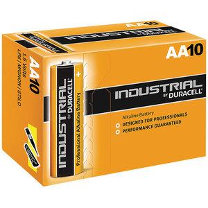 Duracell Industrial AA Penlite Batterijen LR06