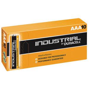 Duracell Industrial AAA Mini Penlite Batterijen LR03