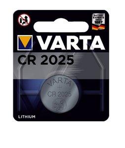 Varta Lithium knoopcel batterij 3V CR2025