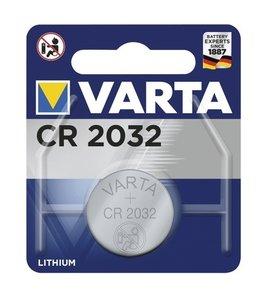 Varta Lithium knoopcel batterij 3V CR2032