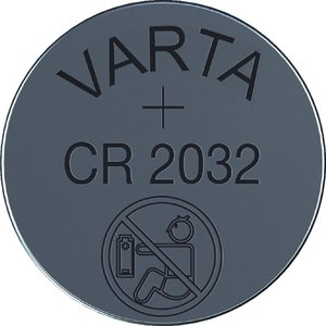 Varta Lithium knoopcel batterij 3V CR2032 Grootverpakking