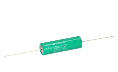 Varta Lithium Batterij 3V Draadaansluiting